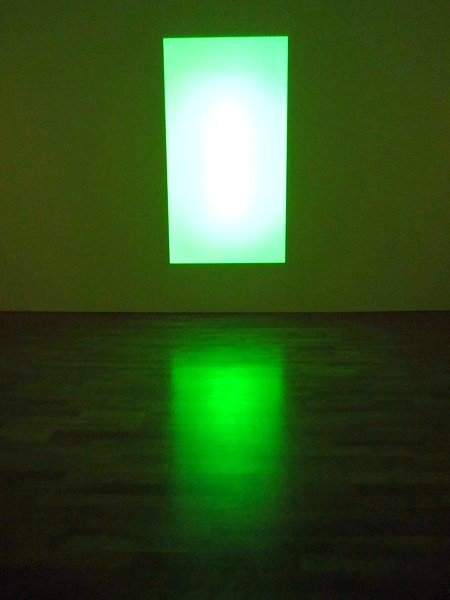 james turrell in pace gallery 9