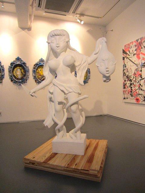 cluster of art galleries in tokyo 4