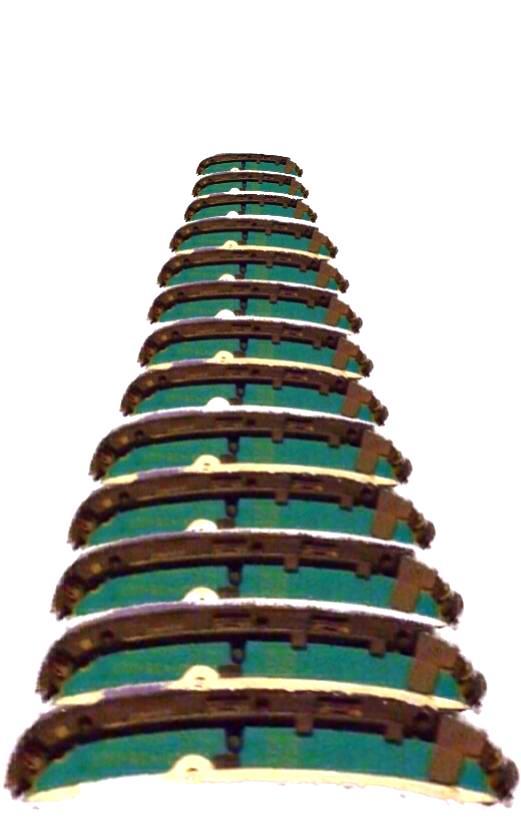 alternative christmas tree by octav avramescu 3