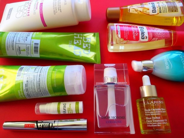beauty products haul 8