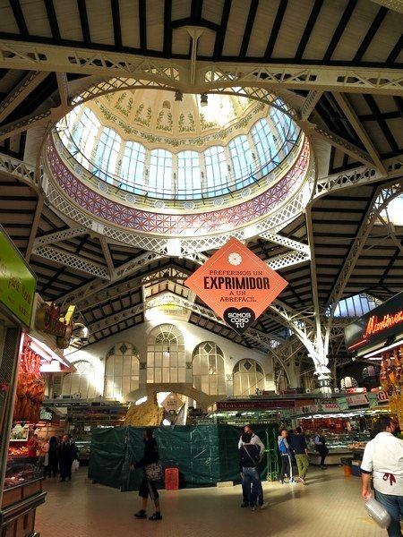 mercat central in valencia 6