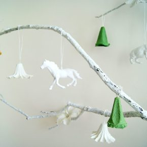ALTERNATIVE CHRISTMAS TREE BY AMALIA DULHAN