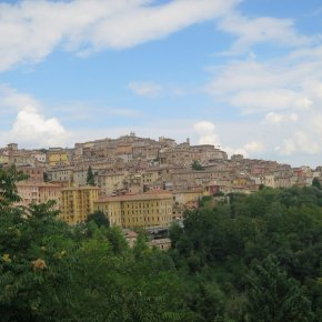 PERUGIA IN 50 PICTURES