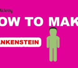 How to Make Frankenstein in Little Alchemy
