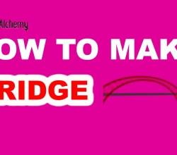 How to make Bridge in Little Alchemy