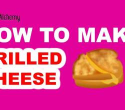 How to Make Grilled Cheese in Little Alchemy