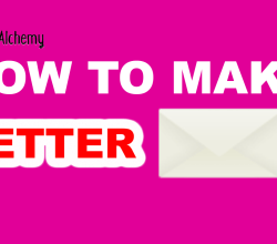 How to Make a Letter in Little Alchemy