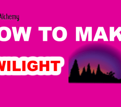 How to Make Twilight in Little Alchemy