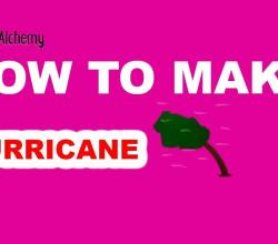 How to Make a Hurricane in Little Alchemy