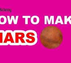 How to Make a Mars in Little Alchemy