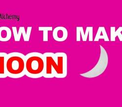 How to Make a Moon in Little Alchemy