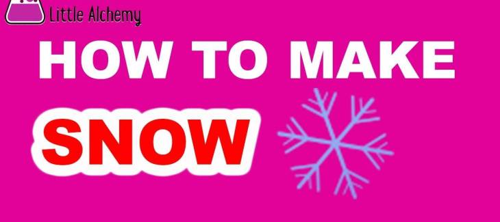 How to Make Snow in Little Alchemy