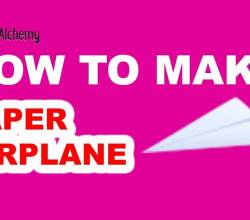 How to Make a Paper Airplane in Little Alchemy