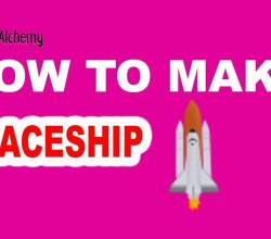 How to Make a Spaceship in Little Alchemy