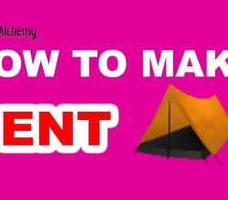How to Make a Tent in Little Alchemy