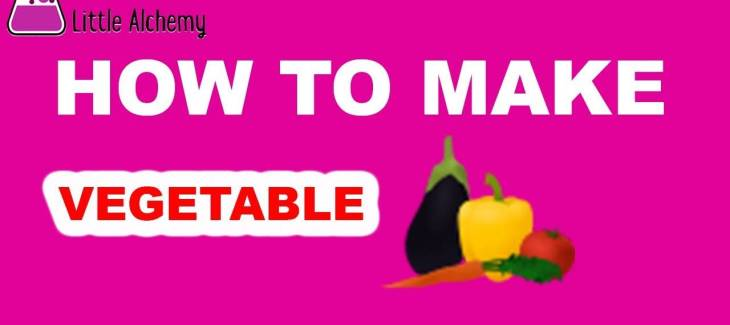 How to Make a Vegetable in Little Alchemy