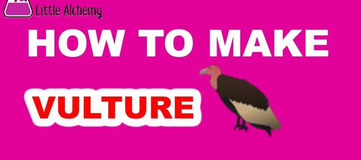How to Make a Vulture in Little Alchemy