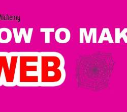How to Make a Web in Little Alchemy
