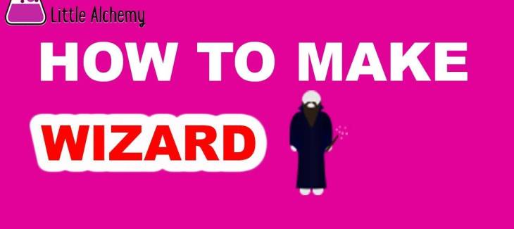 How to Make a Wizard in Little Alchemy