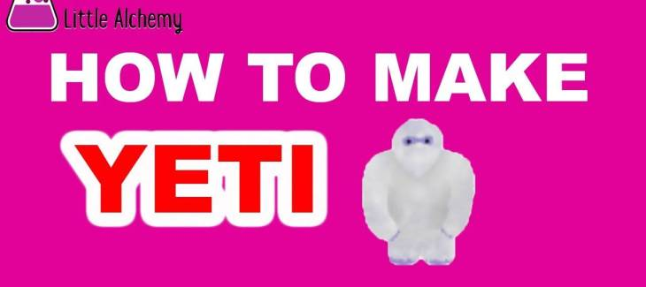 How to Make a Yeti in Little Alchemy