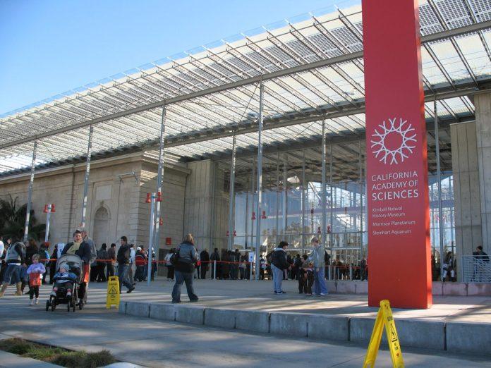 कैलिफोर्निया विज्ञान अकादमी