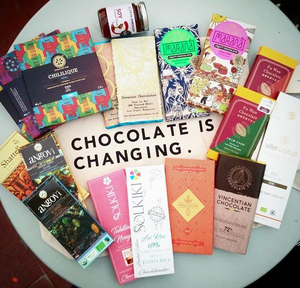 chocolate haul