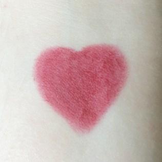 Ipsy May 2017 Lipstick Swatch