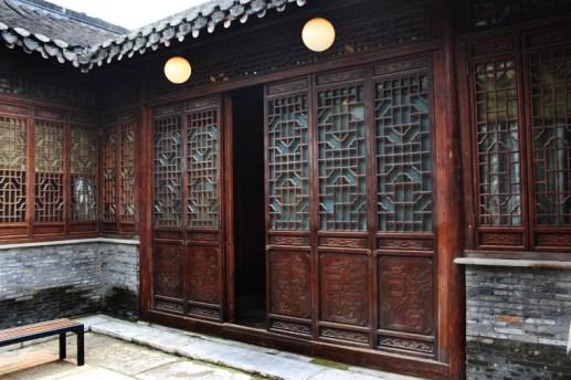 Innenhof, Centre & Residence Hotel, Yangzhou