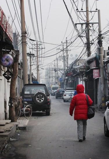 Winter in Peking