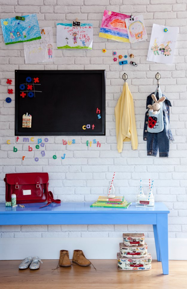 Magnetic-wall-in-child's-room-Little-Big-Bell