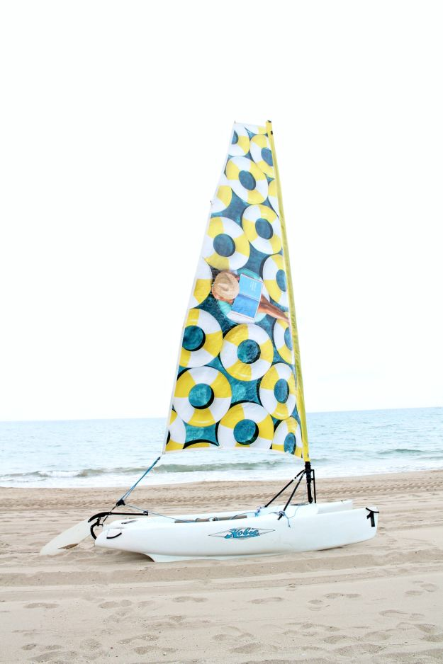 Gray-Malin-for-Meridien-hotel-Barcelona-sail-boat-photo-by-Little-Big-Bell