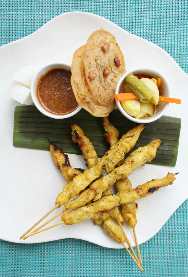 Satay-in-Malaysia-The-Datai-hotel-photo-by-Little-Big-Bell