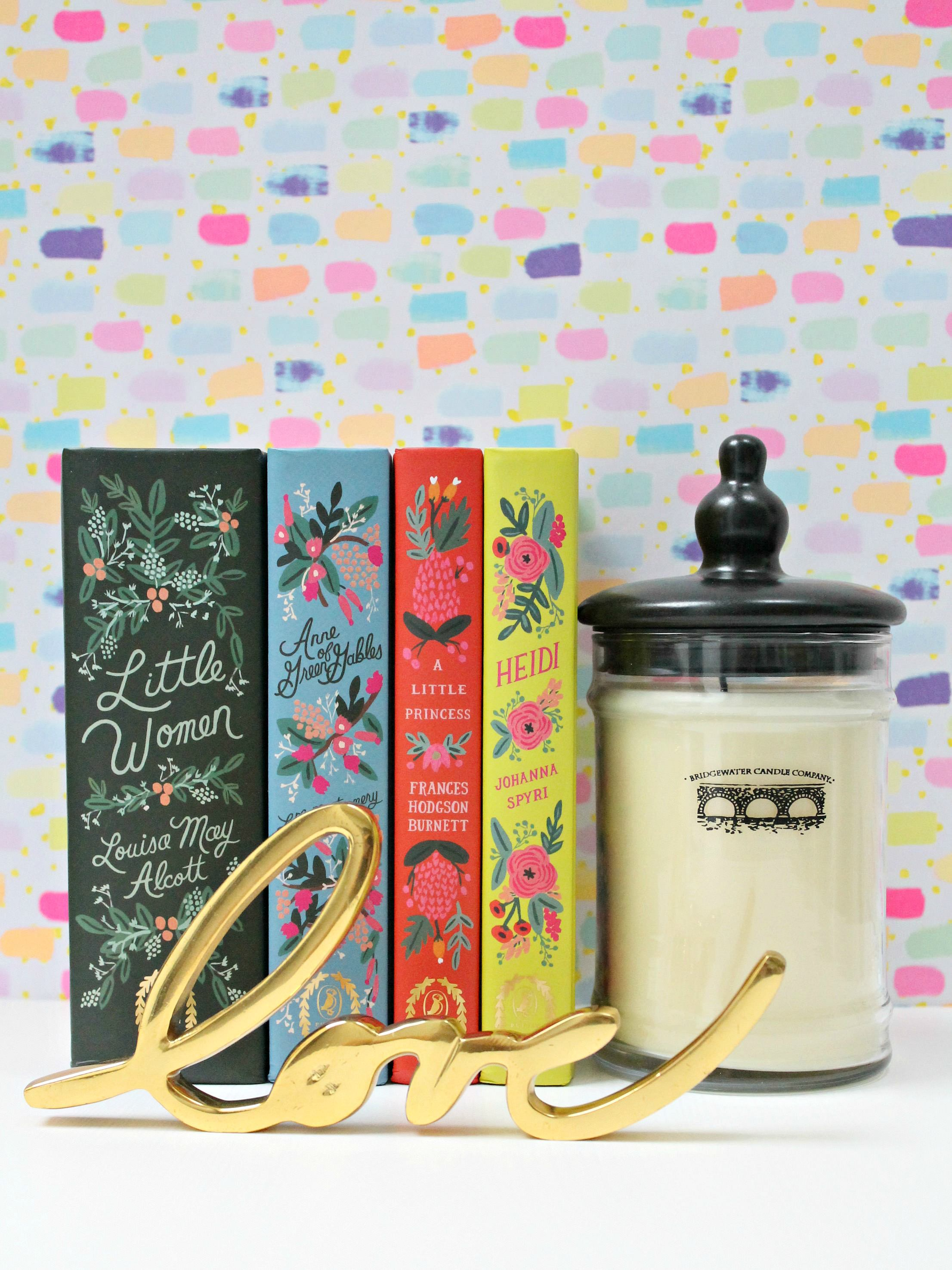 littleBIGBELL Let's Celebrate with Bridgewater Candles -