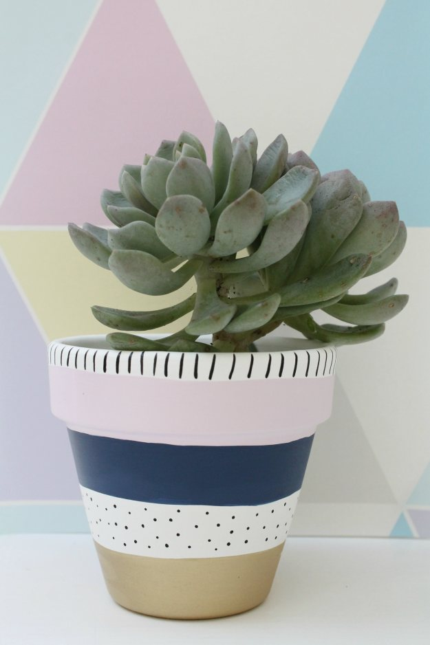 Colourblock-pots-from-This-way to-the-circus-photo-and-styling-by-Geraldine-Tan-Little-Big-Bell