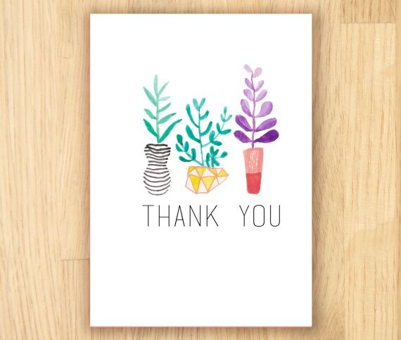 Thank you card Shoshy Cadoodle