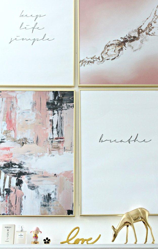 Pink-poster-prints-Desenio