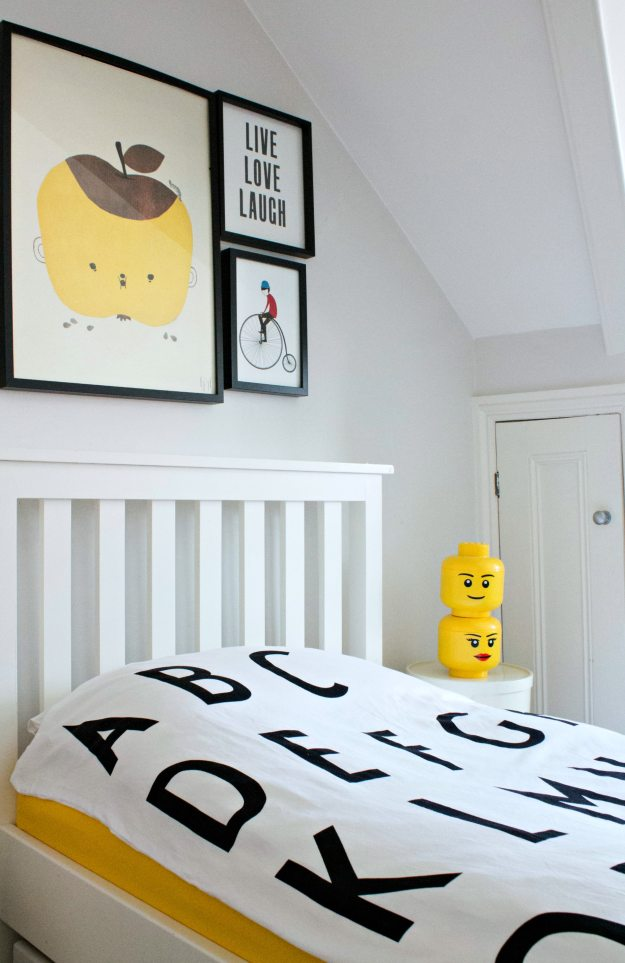 bed-with-Eve-mattress-yellow-photo-by-Geraldine-Tan-littlebigbell.com
