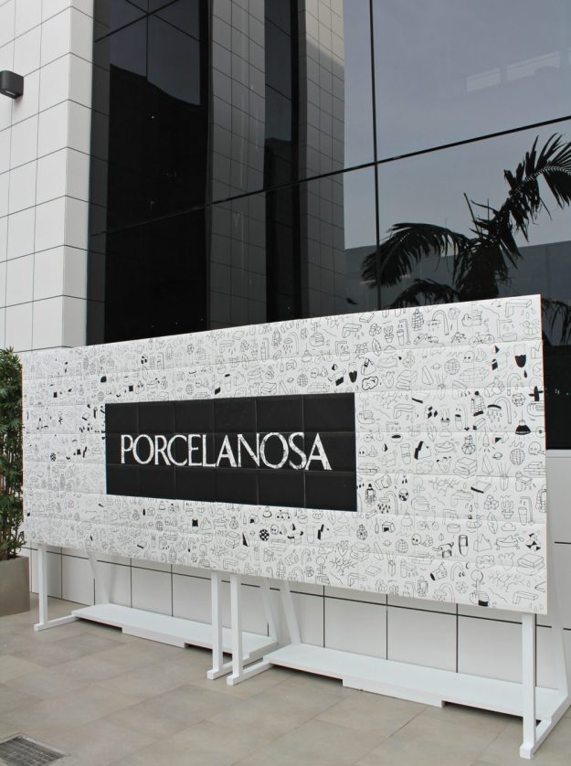 littleBIGBELL Latest trends in bathrooms and kitchens at PORCELANOSA