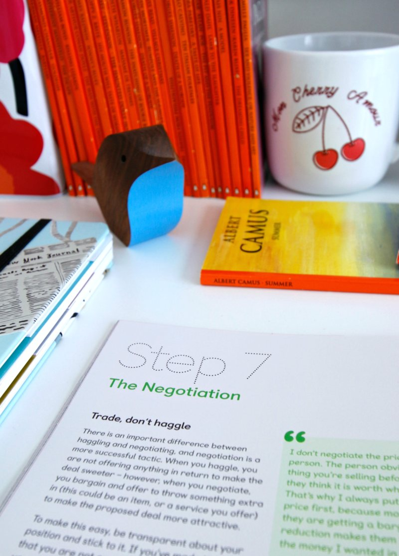 negotiation tips online with gumtree
