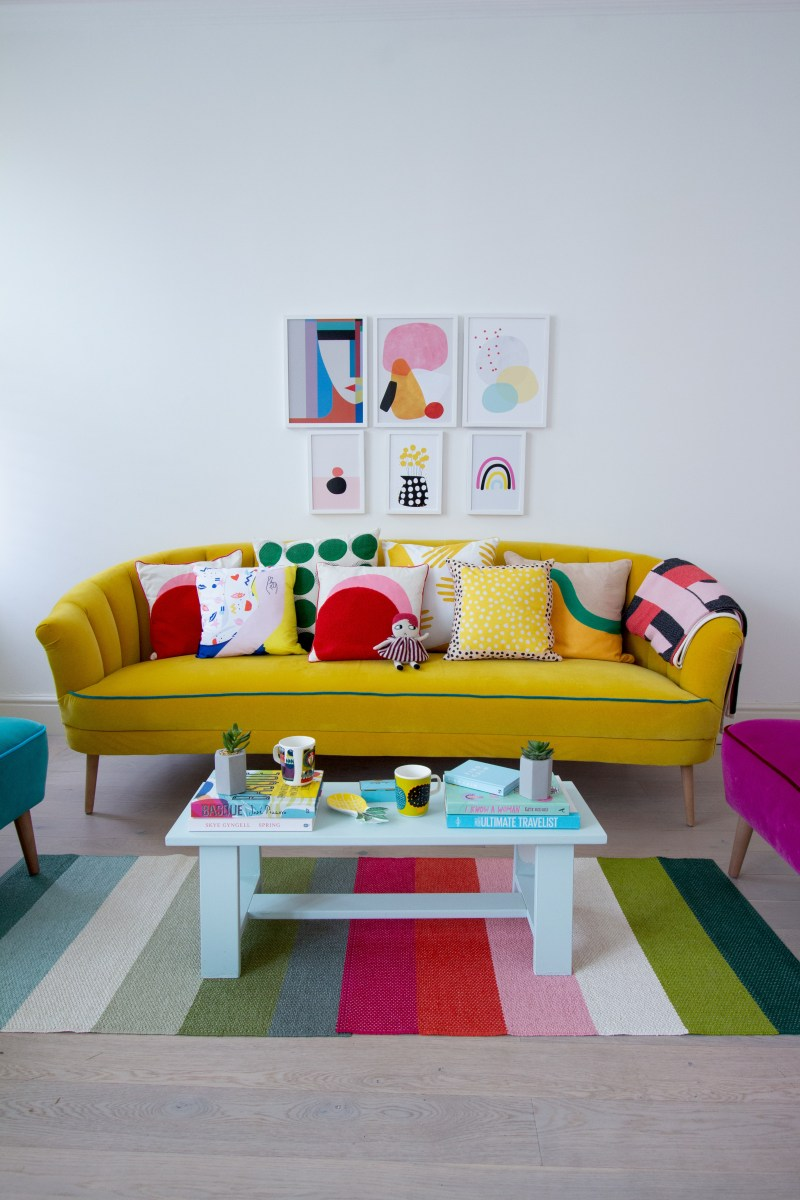 decorate your home with art
