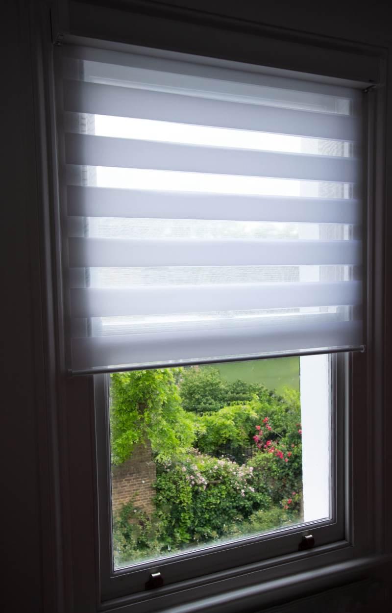 Bloc blinds arosa white