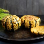 Stuffed Baked Pumpkin