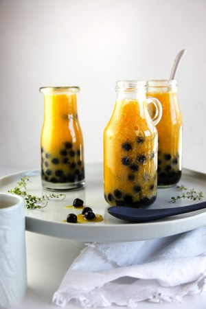 Mango-Roobios Bubble Tea - healthy, easy and perfect for ages 1 - 100