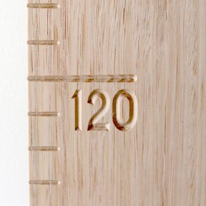Height Ruler Closeup