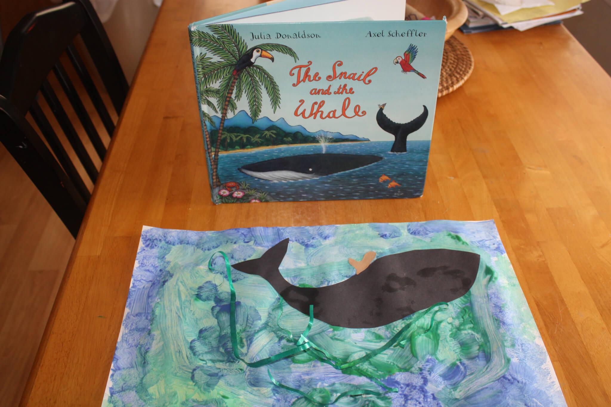 Whales Amp Water Play Ocean Themed Sensory Bin Letter W