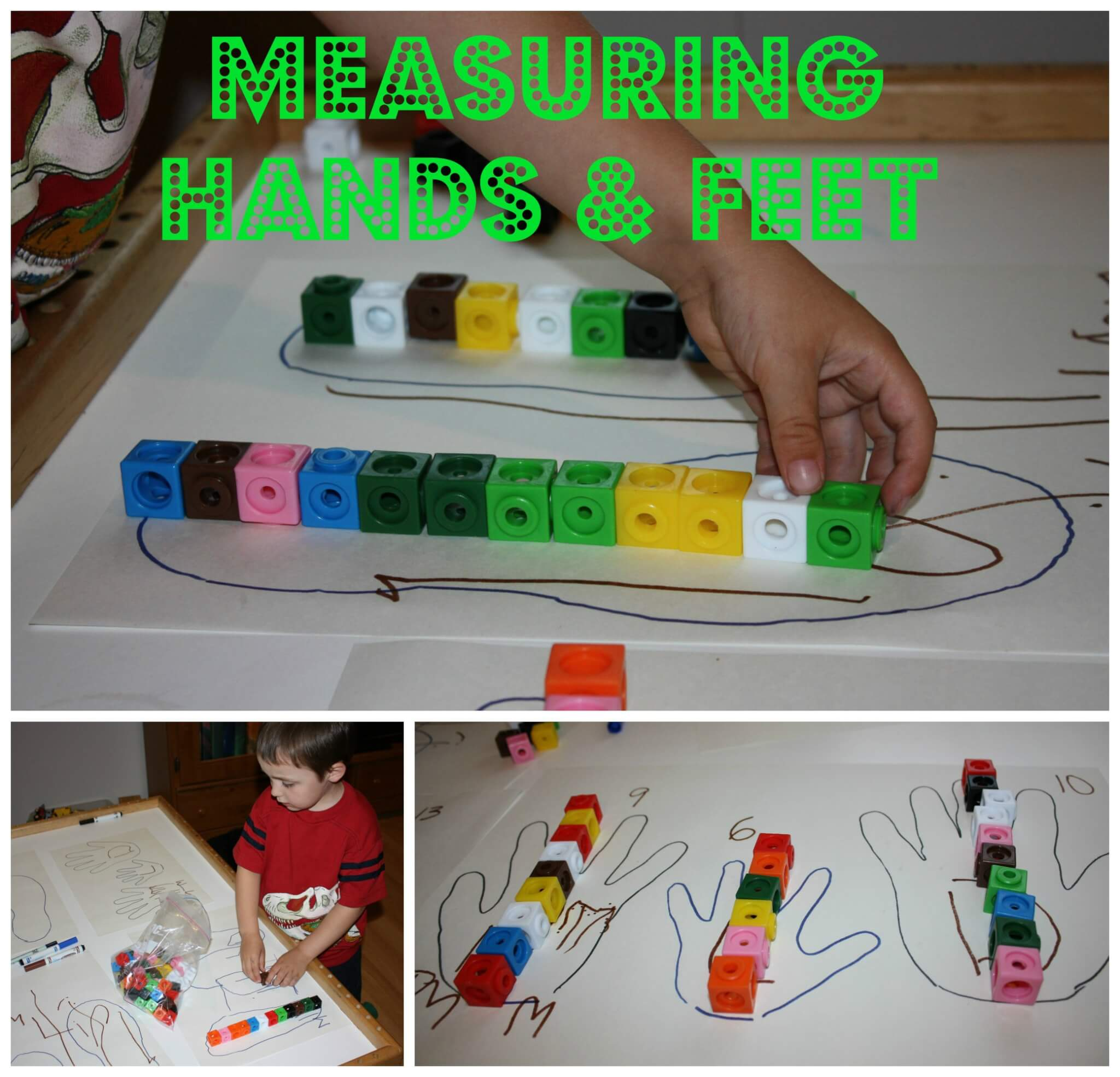 Learning About Measuring For Kids