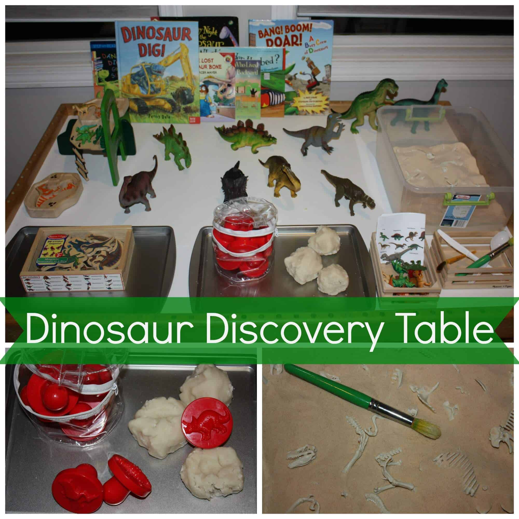 Fun Dinosaur Activities For Preschoolers