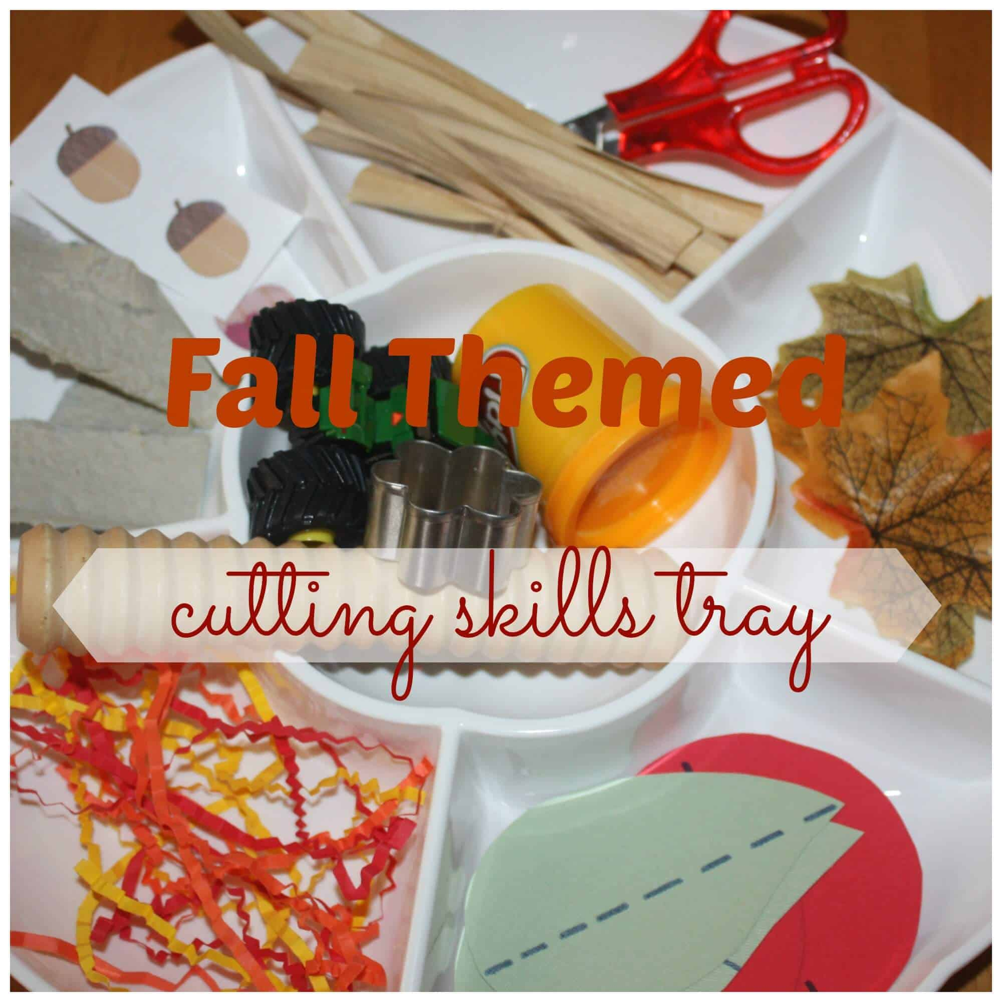 Fall Sensory Play Activities For Fall Preschool Theme Ideas