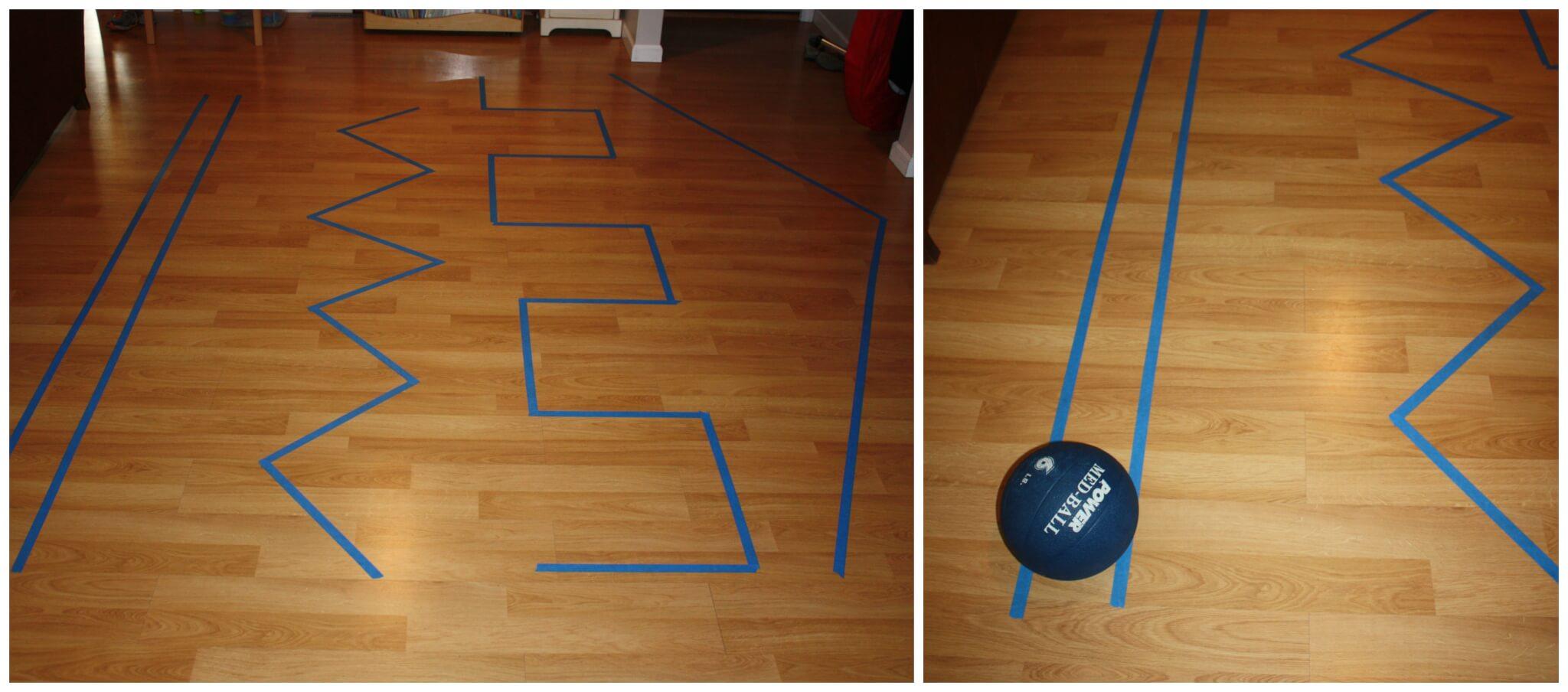 Gross Motor Activities For Indoor Sensory Play
