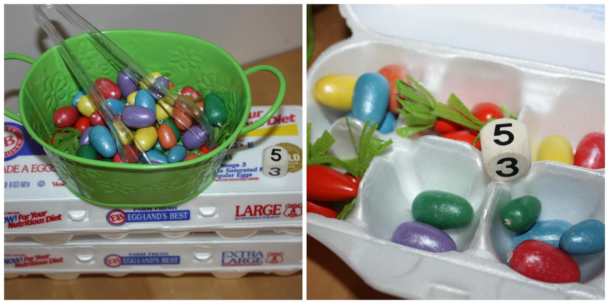 Easter Learning Games For Letter Recognition And Math